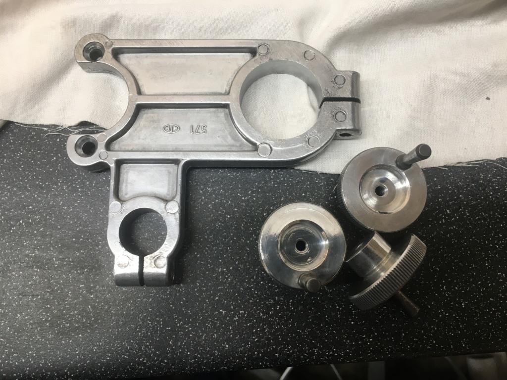 Unimat SL1000 1970 lathe restoration. 16731010
