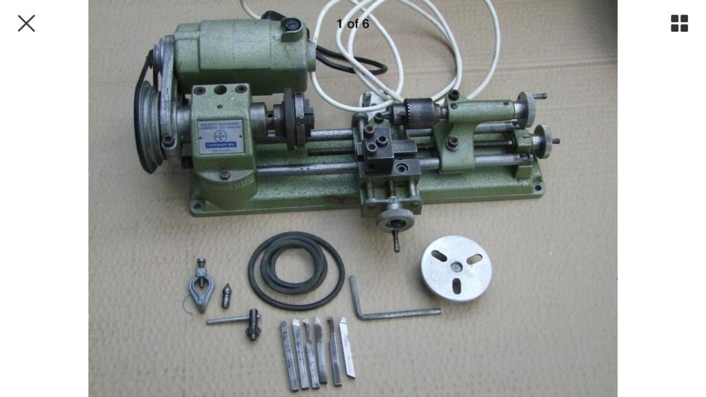Unimat SL1000 1970 lathe restoration. 3b1b2710