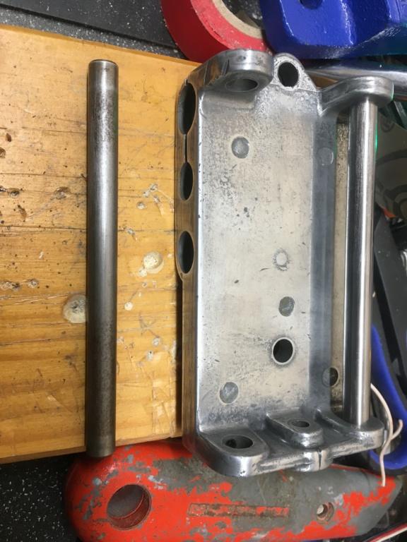 Unimat SL1000 1970 lathe restoration. 43614410