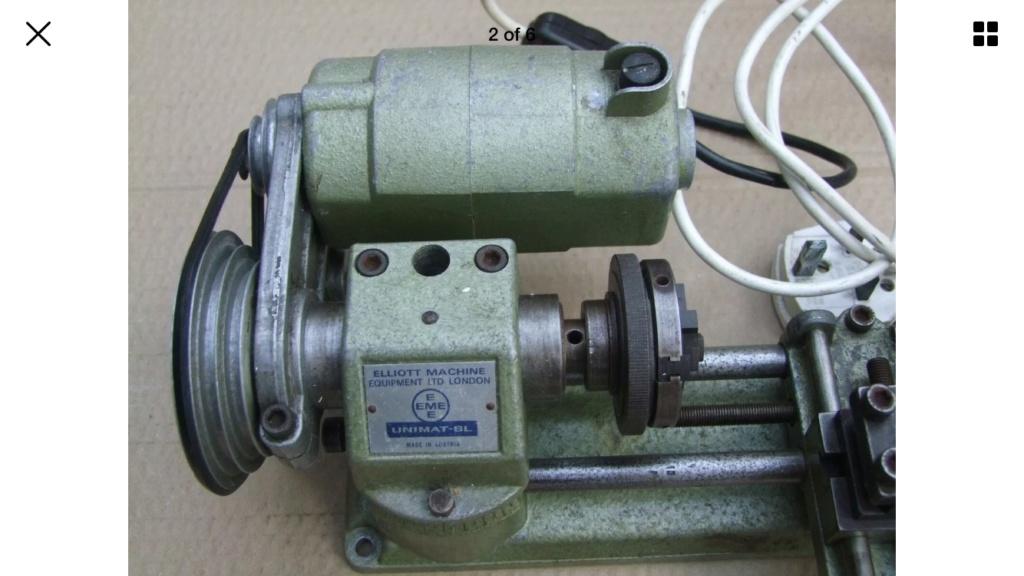 Unimat SL1000 1970 lathe restoration. 51b0da10