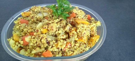 Quinoa légumes Quinoa10