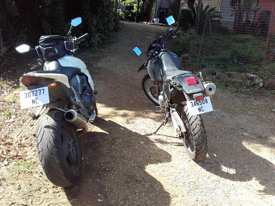 La sécurité des motards... Plaque10