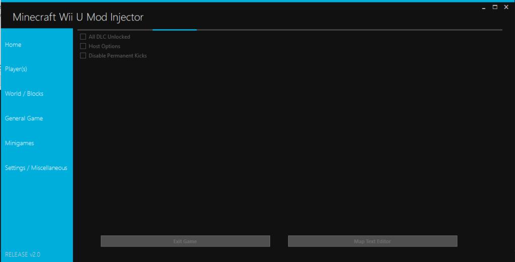 Minecraft Wii U Mod Injector Screen11