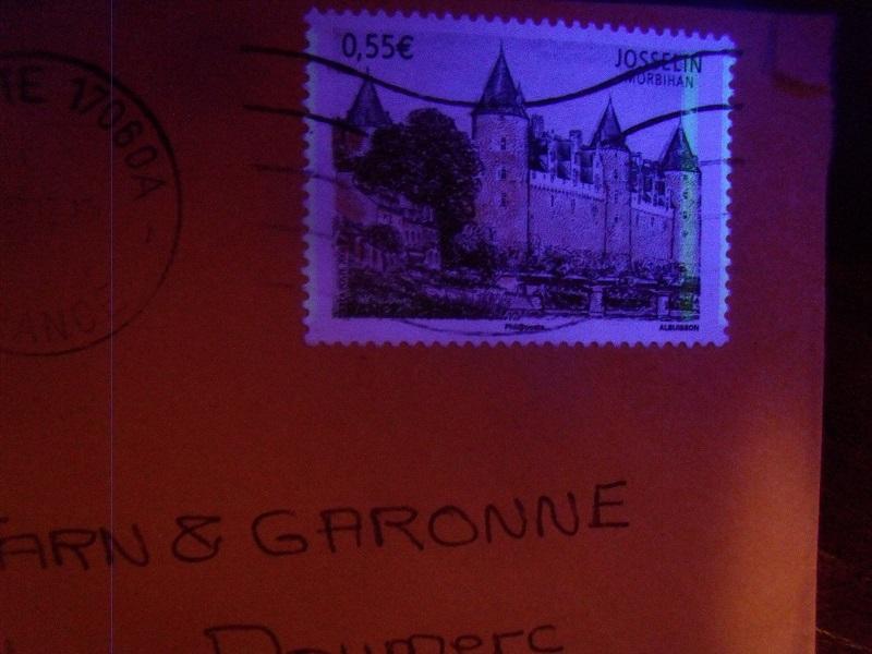 0,55 timbre Josselin avec 2 1/2BDP et 1BDP droite Gedc0926