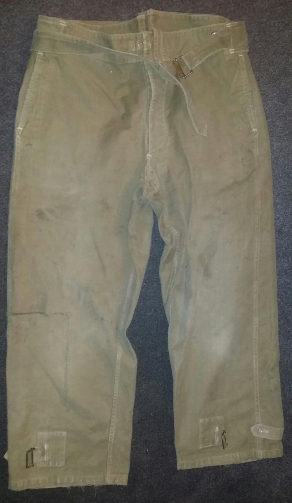 Pantalon  Bourgeron 38 grenades 2019-015