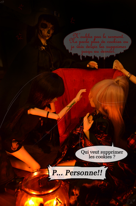 [*DéBeelostories*] *Happy Anniloween!!* (p.13) - Page 10 19_sto10