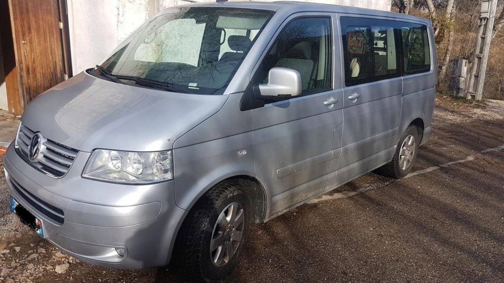 Vends T5 Multivan 130cv ou échange 20191212