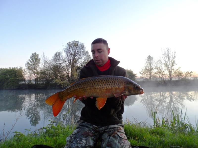 Deuxième journée et deuxième poisson Sam_4111