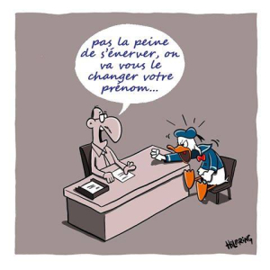 Association de dessins humoristiques Donald10