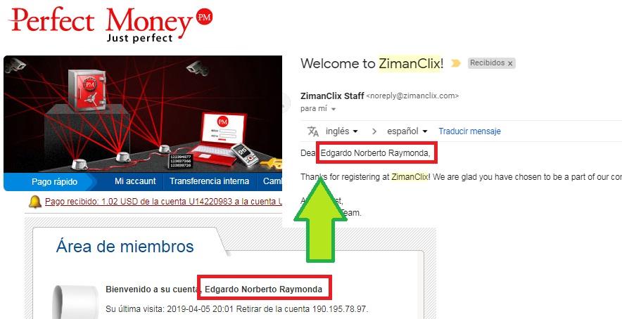 [PAGANDO] ZIMANCLIX.COM - REFBACK 80% - MINIMO 4$ - Rec. Pago 1 Zimanc10
