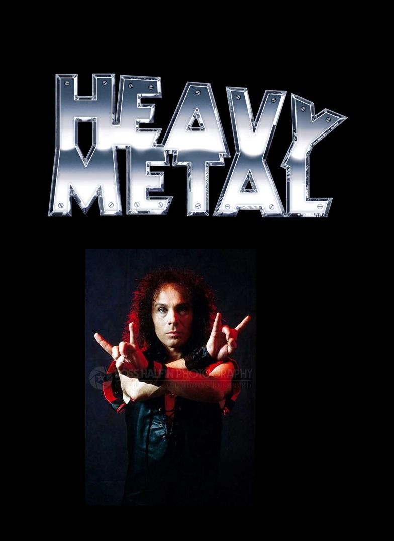 HEAVY METAL 80/85. Primera avanzadilla Origin10