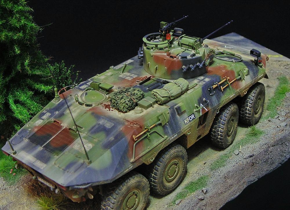Бронеавтомобиль SpPz 2 Luchs 01212
