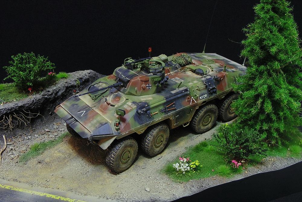 Бронеавтомобиль SpPz 2 Luchs 01512