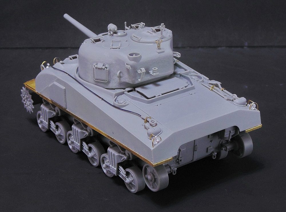 "M4 SHERMAN ""COMPOSITE HULL "" PTO 0310"