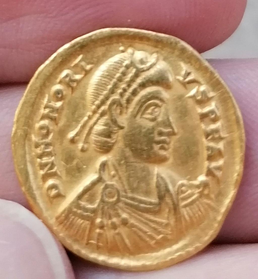 Sólido de Honorio - VICTORIA AVGGG - Ravenna Img_2122