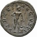 Antoniniano de Gordiano III - VIRTVTI AVGVSTI - Roma _3-12410