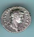 Denario de Domiciano. COS IIII. Pegaso a dcha. Roma. _3-7110