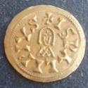 Radiado póstumo de Claudio II. CONSECRATIO. Altar Img_2096
