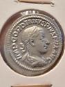 Denario de Gordiano III. DIANA LVCIFERA. Diana estante a dcha. Roma. Thumbn12