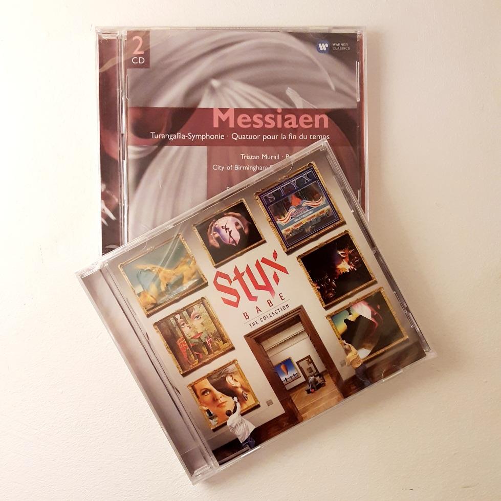 ¡Larga vida al CD! Presume de tu última compra en Disco Compacto - Página 15 20210517