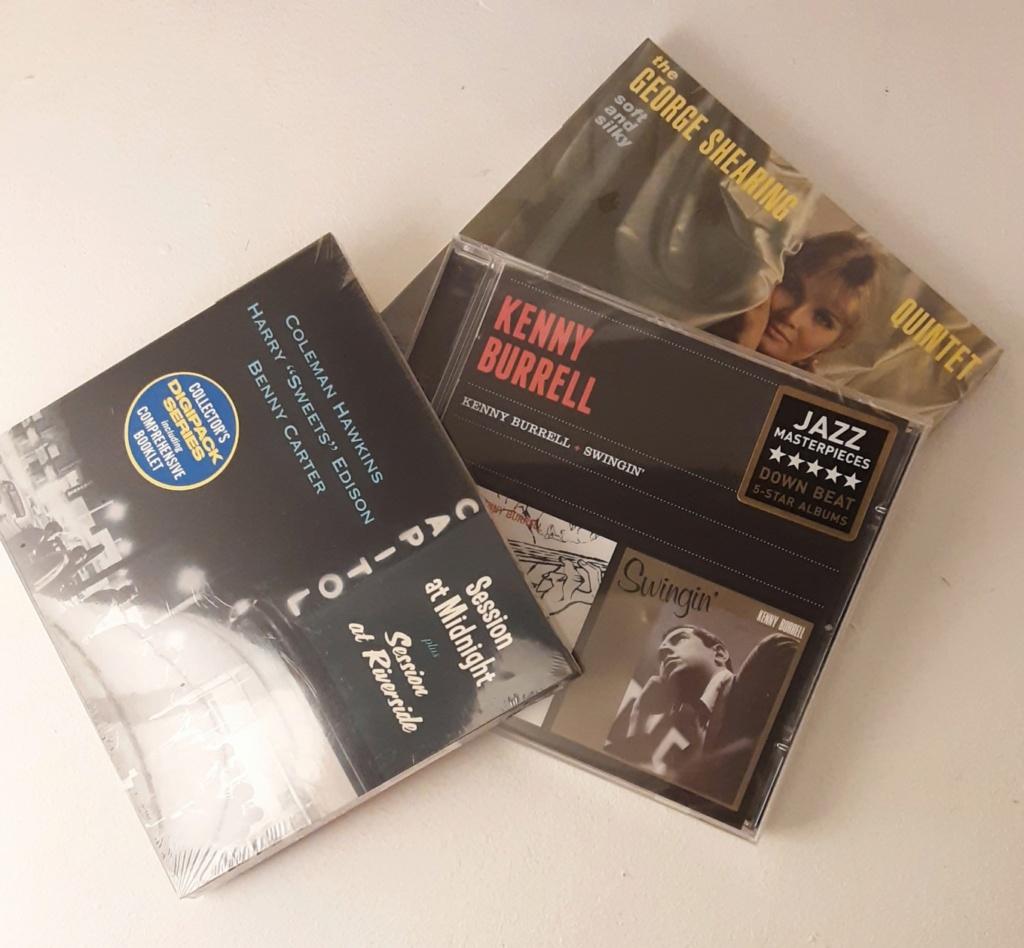 ¡Larga vida al CD! Presume de tu última compra en Disco Compacto - Página 16 20210612