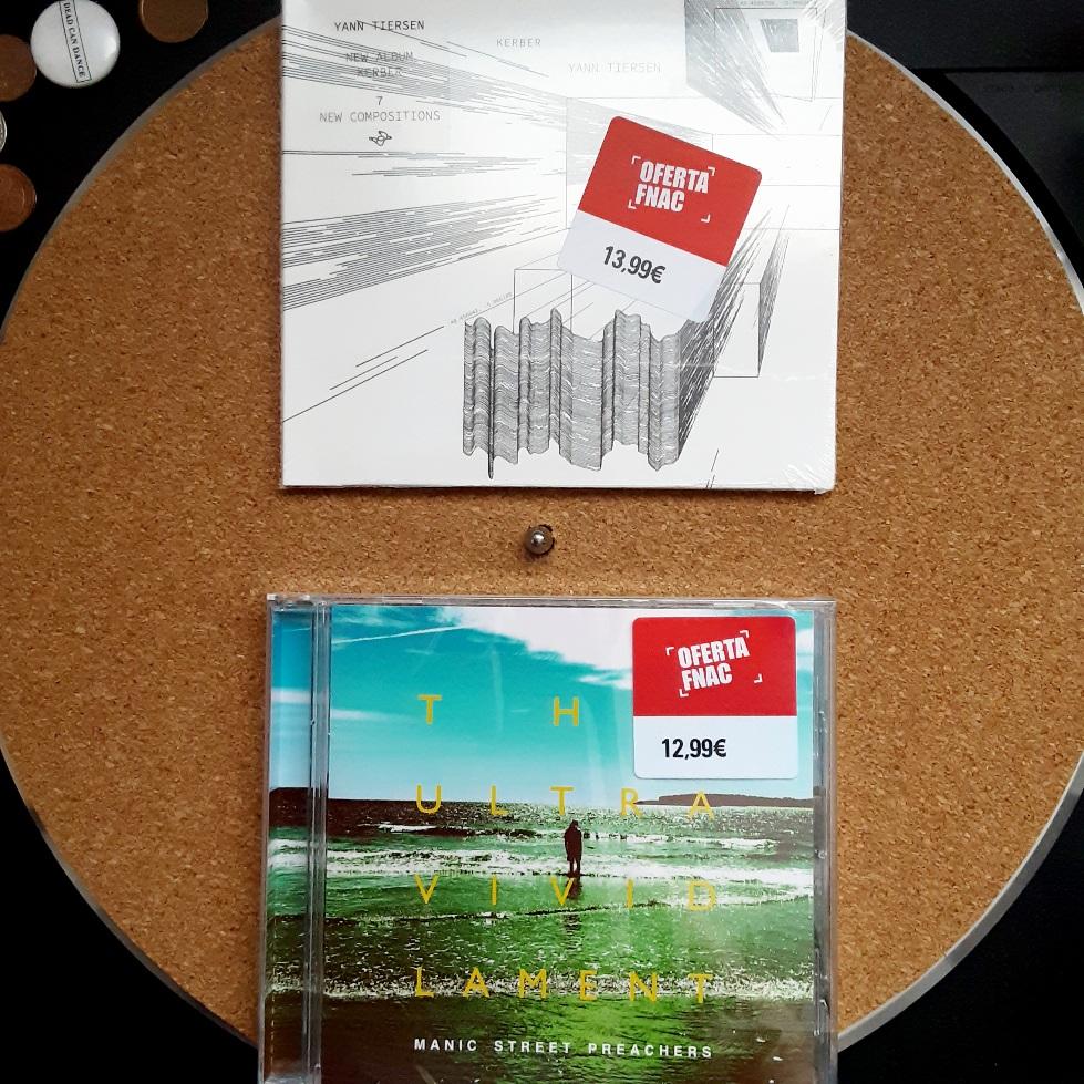 ¡Larga vida al CD! Presume de tu última compra en Disco Compacto 20210915