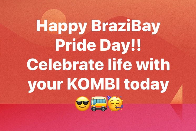 Happy BraziBay Pride Day!!! We're 10 years old today!!! 3e81c410