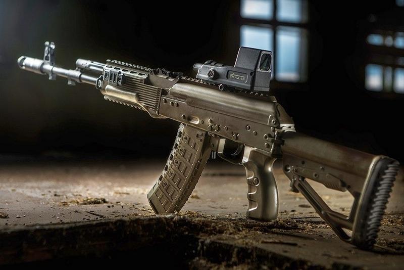 """fusil AK-12 """"Baby Kalashnikov"""" Ak-1210"""