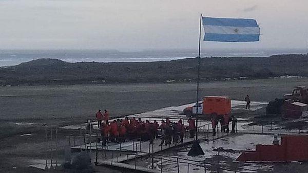 Campaña Antártica 2020/21 Faa132