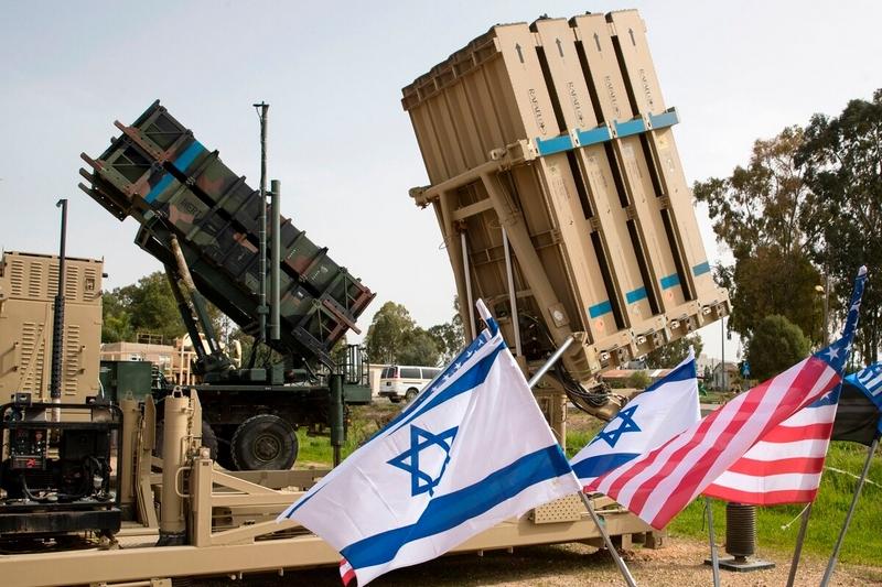 Iron Dome, Sistema Antiaéreo de Israel. Isr10