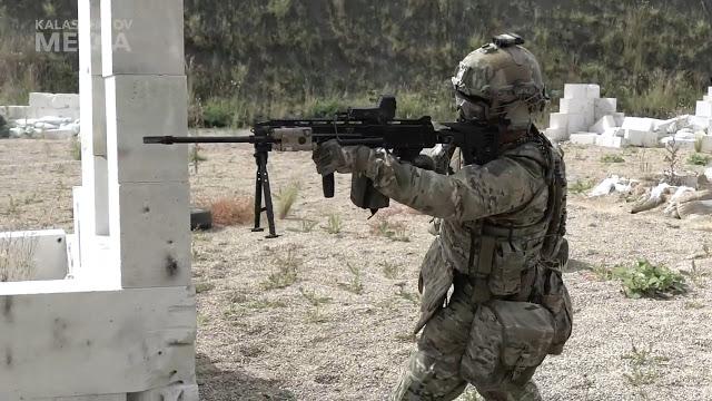 Kalashnikov revela la nueva ametralladora RPL-20 LMG de 5.45x39 mm  Kalash11