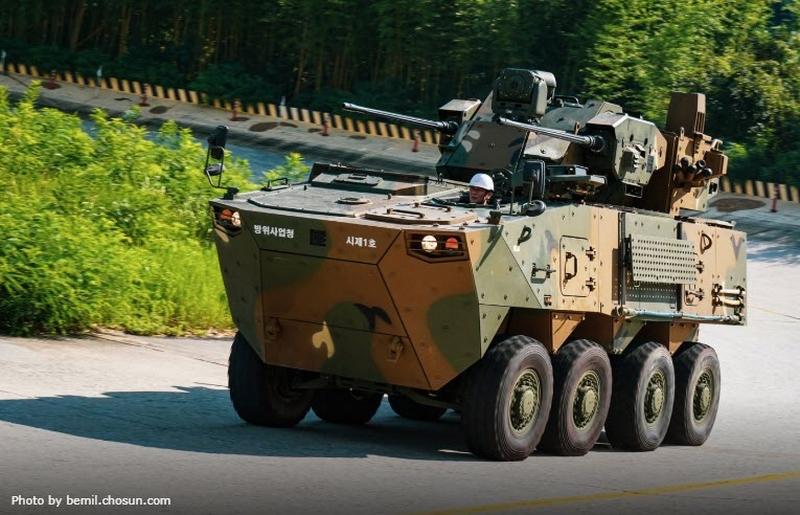 El nuevo sistema de defensa aérea de Corea del Sur entra en plena producción Kor10