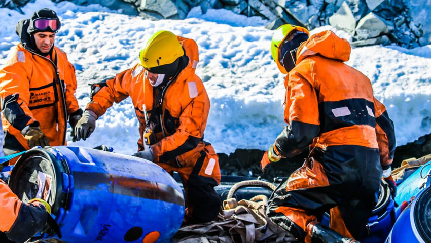 Campaña Antártica 2020/21 Rhai610