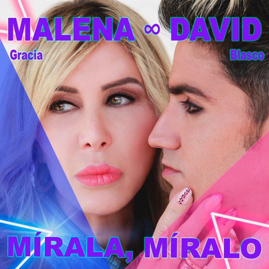 """Malena Gracia >> Nuevos Singles """"Quédate Una Noche (Feat Alex Cantó)""""/""""Que Pereza (feat Sandy G)"""" - Página 20 20210510"""