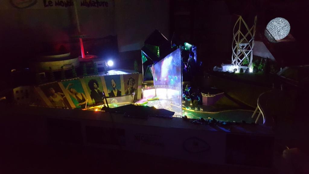 Maquettes de pavillons du Futuroscope par Nicoland - Page 5 20190210