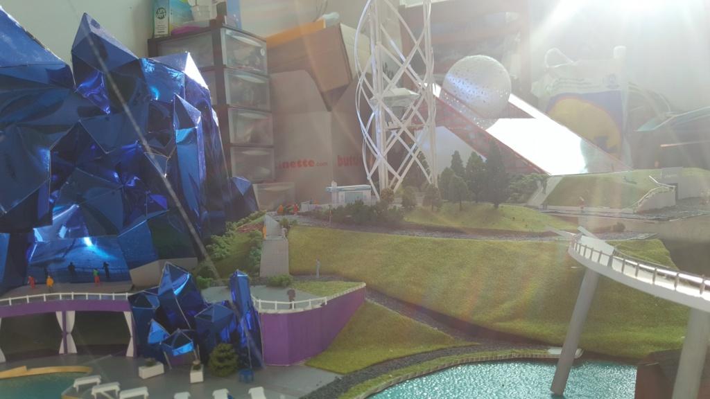 Maquettes de pavillons du Futuroscope par Nicoland - Page 5 20190213