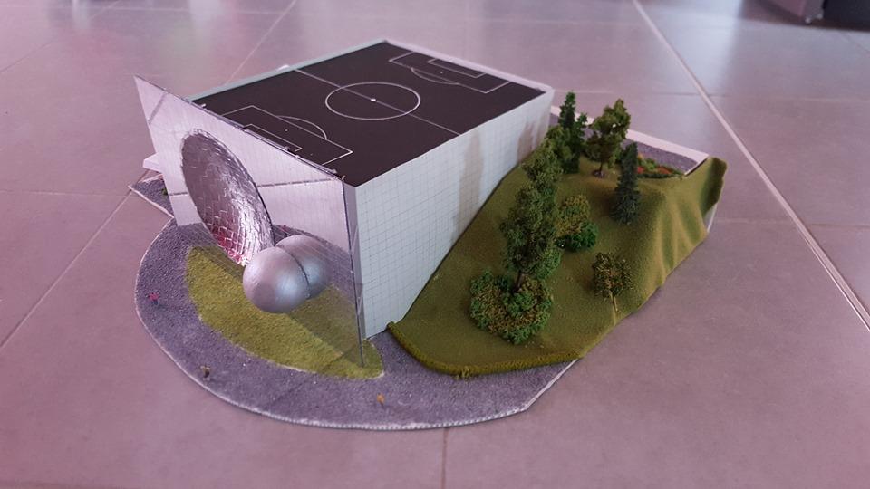 Maquettes de pavillons du Futuroscope par Nicoland - Page 7 70922810