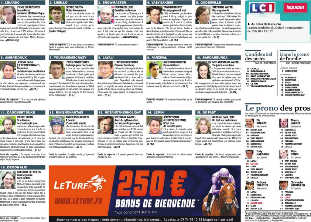 La presse hippique du samedi 25 aout - Page 2 W128