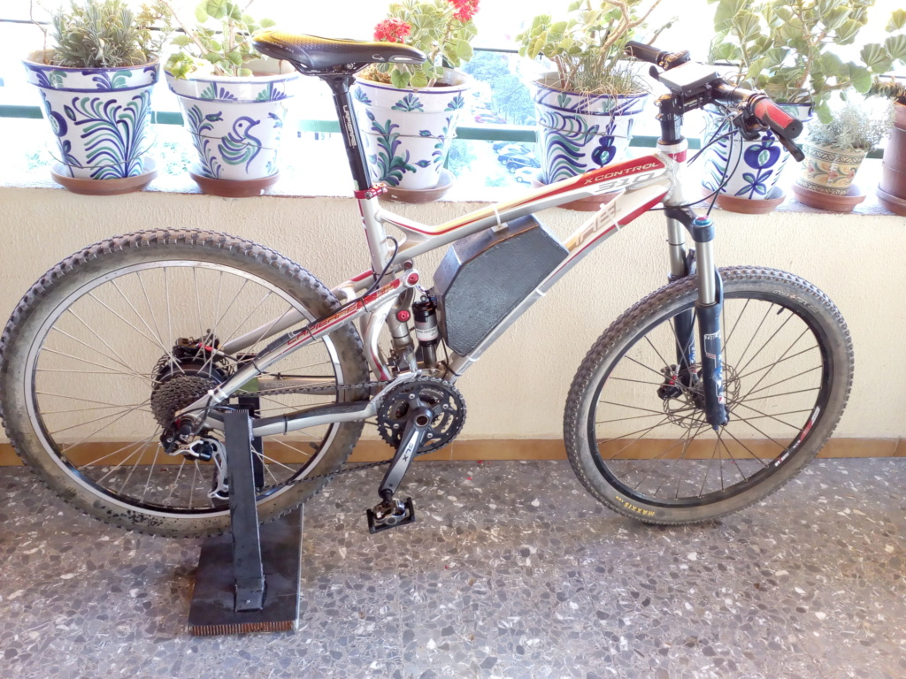 Vendo MTB Lapierre doble con Kit rueda trasera Img_2012