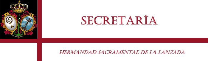 SECRETARÍA Secret15