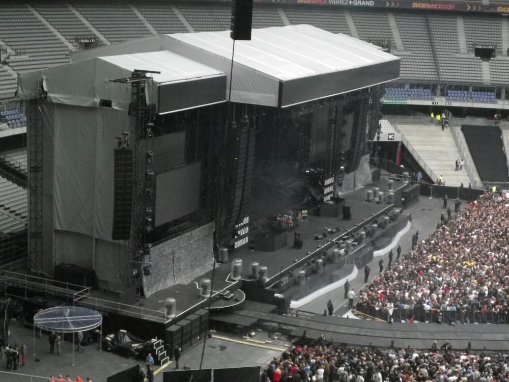 Stade de France PARIS. Imgp0012