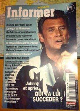 JOHNNY ET LA PRESSE (2) - Page 18 Magazi10