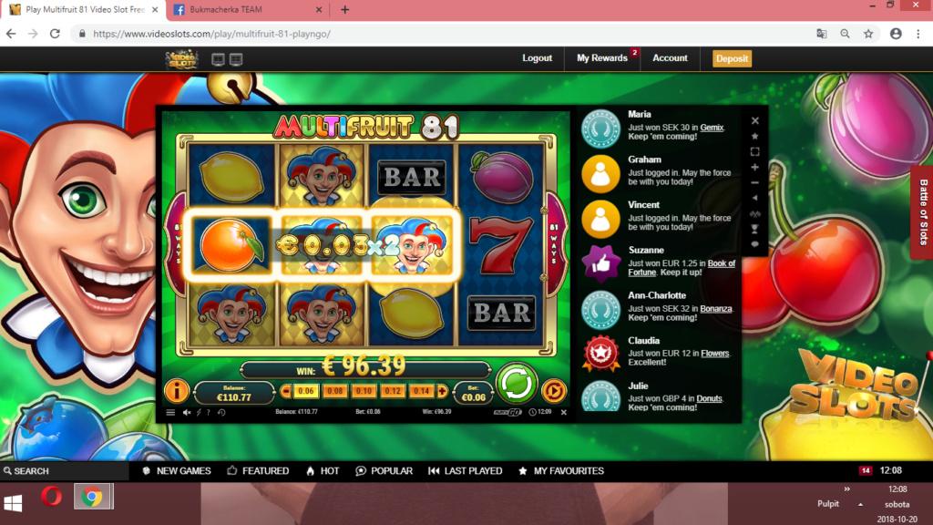 Screenshoty naszych wygranych (minimum 200zł - 50 euro) - kasyno - Page 17 Multi810