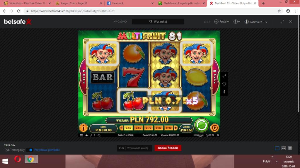 Screenshoty naszych wygranych (minimum 200zł - 50 euro) - kasyno - Page 16 Multib10