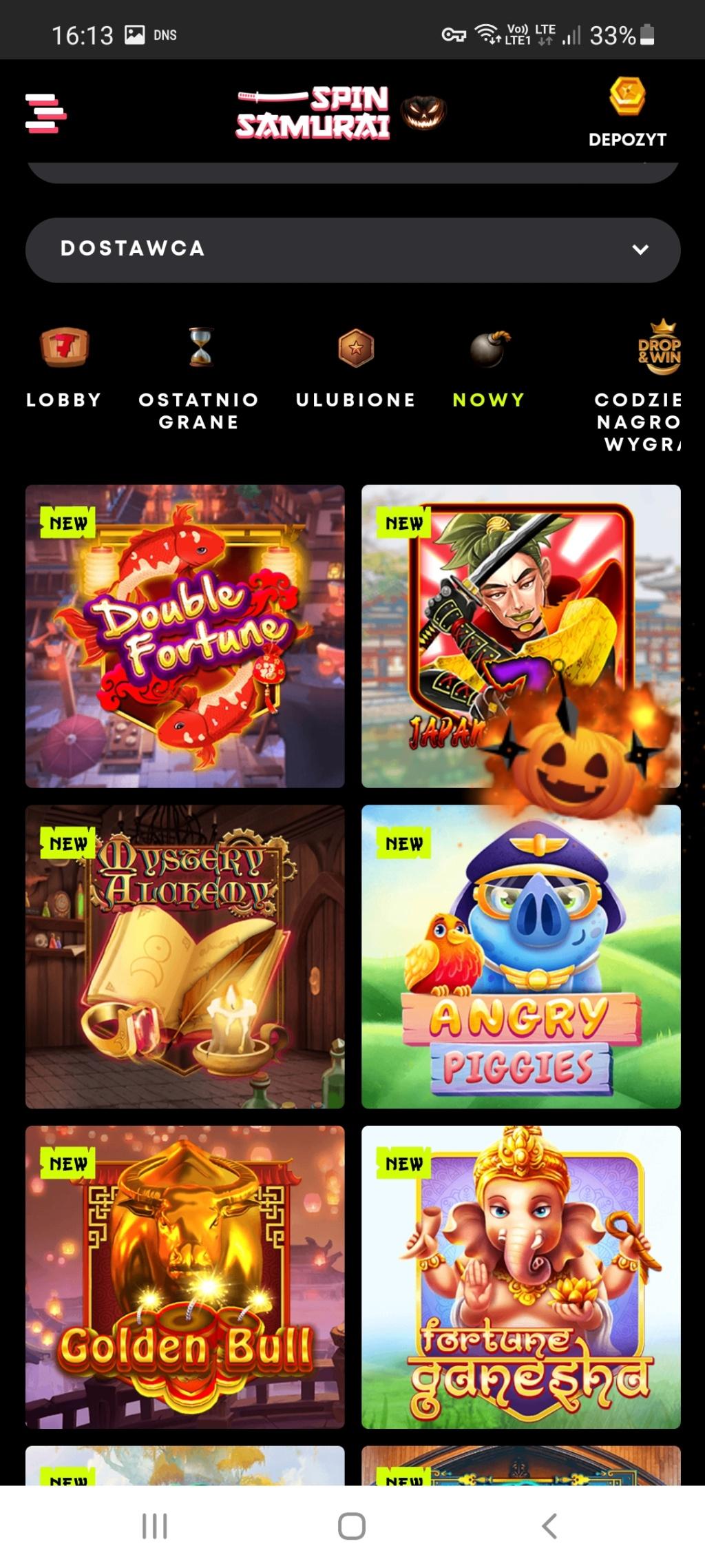 Spin Samurai kasyno online 20 darmowych spinów bez depozytu (exclusive) - Page 2 Screen28