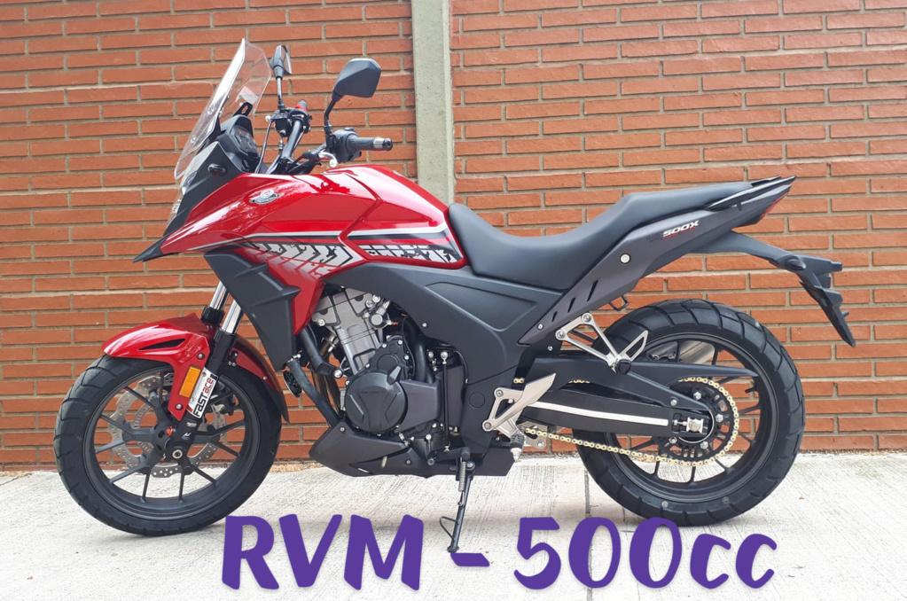 RVM Tekken 500 43720210