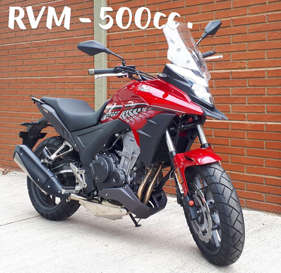 RVM Tekken 500 43745610