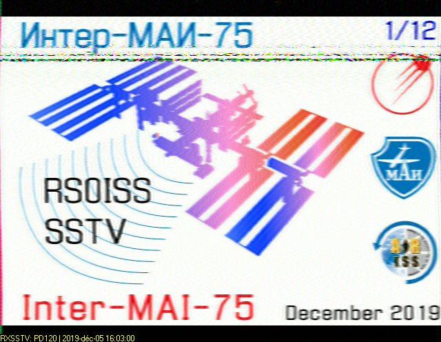 ISS SSTV de ce jour 4.12.19 2019-110