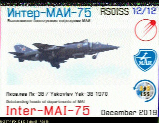 ISS SSTV de ce jour 4.12.19 2019-111