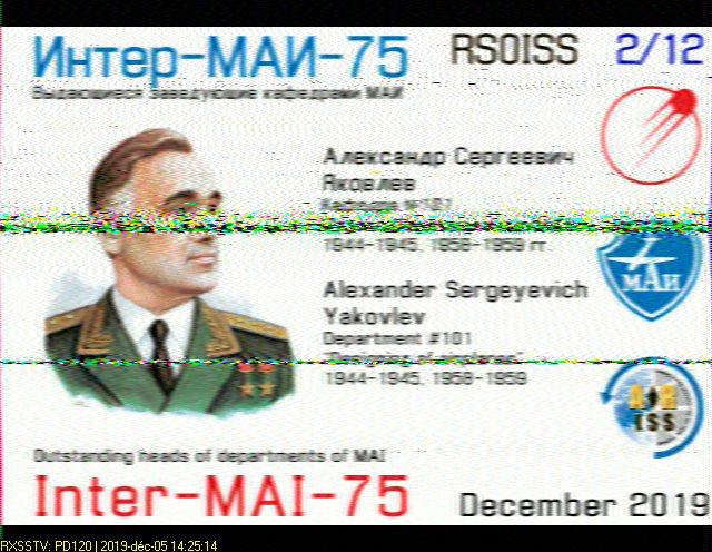 ISS SSTV de ce jour 4.12.19 2019-112